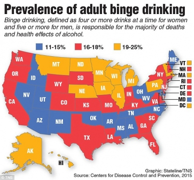 Alcohol Epidemic
