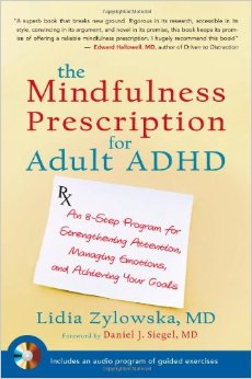 Mindfulness Prescription Adult ADHD